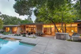 Small Picture Awesome Mid Century Modern Home Designs Topup News