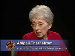 Abigail Thernstrom (Part 1) - YouTube