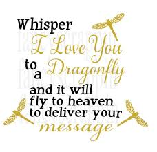 Image result for love you dragonfly