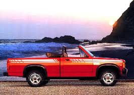 Cars Only Bob Lutz Remembers: The Dodge Dakota Convertible - The ...