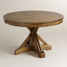 round to oval x base extension table world market extensions round table extender round table top