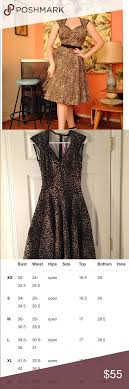 Pinup Girl Clothing Pinup Couture Leopard Dress Pin Up
