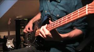 biffy clyro mountains bass cover with tabs