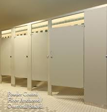 Bathroom Stall Partitions Mesmerizing Commercial Restroom Guld Edge Inc