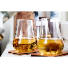 sagaform club whiskey tasting gift set set of 2 coasters and gles iwoot