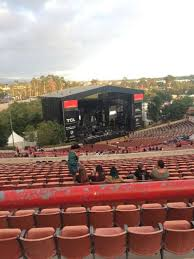 Five Points Irvine Seating Chart Irvine Meadows Amphitheatre Section Lawn Row Ga Seat Ga