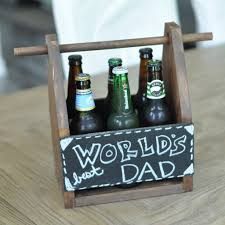 diy father s day beer caddy