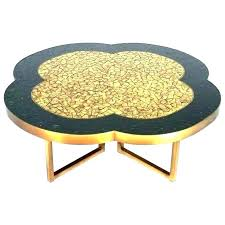 gold base marble top coffee table round side target kitchen marvelous