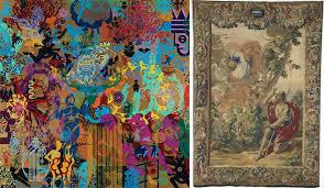 modern tapestry wall hangings kits uk