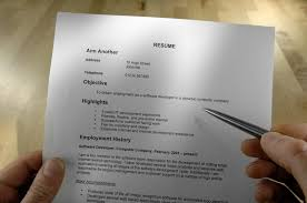 Difference Between Resume And Cover Letter Resume For Your Job