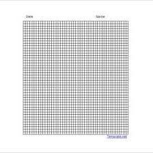 Small Graph Paper To Print Printable Graph Grid Paper Pdf Templates 23761424808053 Graph