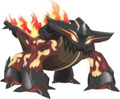 Pokemon Heatran Evolution Chart Pokemon 8485 Mega Heatran Pokedex Evolution Moves