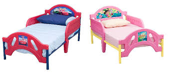 Delta Children Nickelodeon Dora the Explorer Toddler Bed or Cars 2 Toddler  Bed 2999  5 with coupon u003d 2499 Reg 60  Free Store Pickup At Sears  or