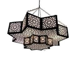 14 moroccan ceiling lights to light up