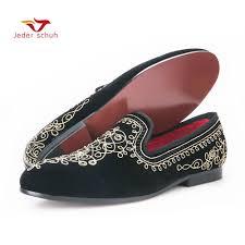 Velvet <b>men shoes</b> luxury hand-Baroque pattern plate flower <b>men</b> ...