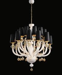 stylish modern glass chandelier lighting  images about light up