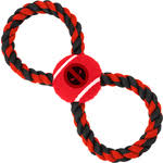 Купить <b>Игрушка Buckle-Down Дэдпул</b> мячик на верёвке недорого ...
