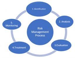 Bubble Chart Risk Management Risk Management Identifying Evaluating Risks Project