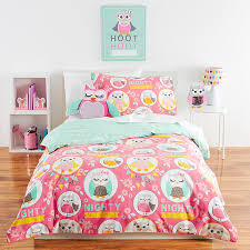 Nighty Owl Quilt Cover Set | Bedroom Ideas | Pinterest | Owl ... & Nighty Owl Quilt Cover Set Adamdwight.com