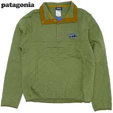 auc-trickortreat | Rakuten Global Market: New Patagonia / diamond ... & New Patagonia / diamond / quilt / pullover / snap T/Fatigue Green /  Patagonia Adamdwight.com