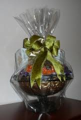 a bereavement gift basket idea for the loss of a dear friend