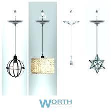 plug in ceiling lamp light pendant lamps plus kitchen lights