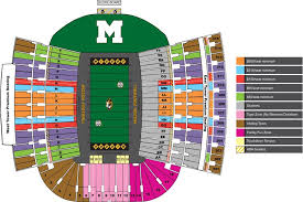 Faurot Field Seating Chart Rows 54 Right University Of Missouri Football Seating Chart
