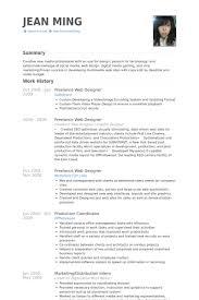 Web Design Resume Pelosleclaire Com