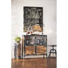 Kitchen Buffets Furniture Dark Brown Wood Sideboards Buffets Kitchen Dining Room