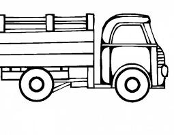 Stampaecoloraweb Disegni Camion Da Colorare E Stampare