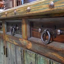rustic barn door pulls cabinet