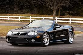 Carlsson-Modified 2007 Mercedes-Benz SL600 for sale on BaT ...