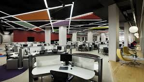 modern office design images.  images modern office design with stylish furniture and ceiling lighting  plus polished tile flooring throughout images