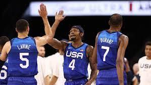 Team USA basketball vs. Argentina score ...
