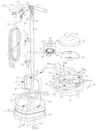 oreck orb550mc parts list and diagram ereplacementparts com