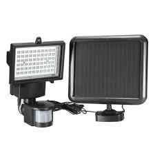 ultra bright 60 led solar motion sensor light for outdoor security