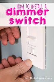 Best  Dimmer Light Switch Ideas On Pinterest - Bathroom dimmer light switch