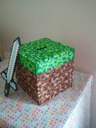 17 best images about minecraft crafting my 6x6 minecraft dirt cube coin bank sword perler beads by perlephile