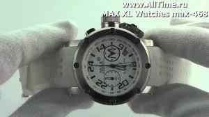 Женские наручные <b>часы MAX XL Watches</b> max-468 - YouTube