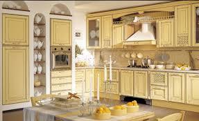 Cream Color Kitchen Cabinets