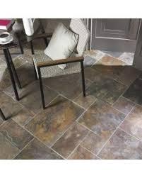 stone floor tiles. NATURAL SHEERA MULTICOLOUR SLATE TILES - MODULAR SET LIFESTYLE Stone Floor Tiles