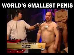 The smallest penis