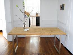 DIY: An Old-Meets-New Dining Table (for Under $125)