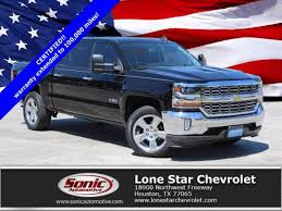 Pre-owned Chevrolet Vehicles for Sale in Houston - Lone Star Chevrolet