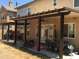 aluminum patio cover. Delighful Patio An Aluminum Patio Cover In Palm Springs From Alumacovers Inside Aluminum Patio Cover O