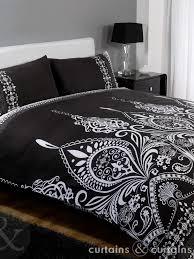 fresh black white duvet sets 15 in boho duvet covers with black white duvet sets