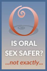 Std Risk And Oral Sex Std Cdc