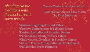Wedding And Event Planning Mcklock