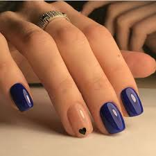 Navy Blue Nail Designs For Prom 27 Fact About Navy Blue Nails Prom Acrylic Homesbyte Com