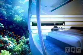 Cool Bedrooms With Water. Deep Ocean Technology Underwater Hotel Cool  Bedrooms With Water